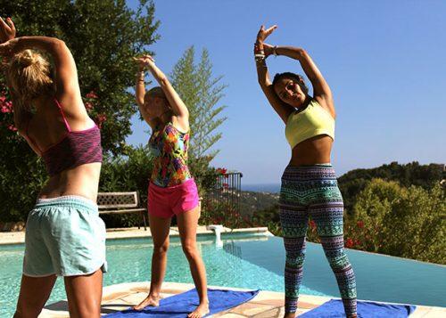Pilates retreats with Jey, pilates instructor