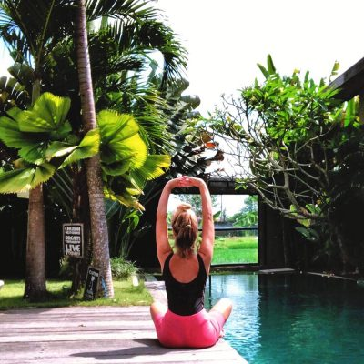 We respect mother earth : no waste during your pilates retreat in Thailand