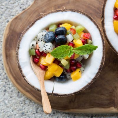 healthy food for your pilates retreats in Thailand